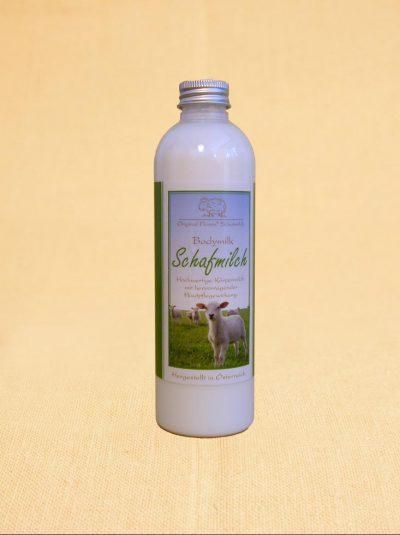 Bodymilk Schafmilch 250