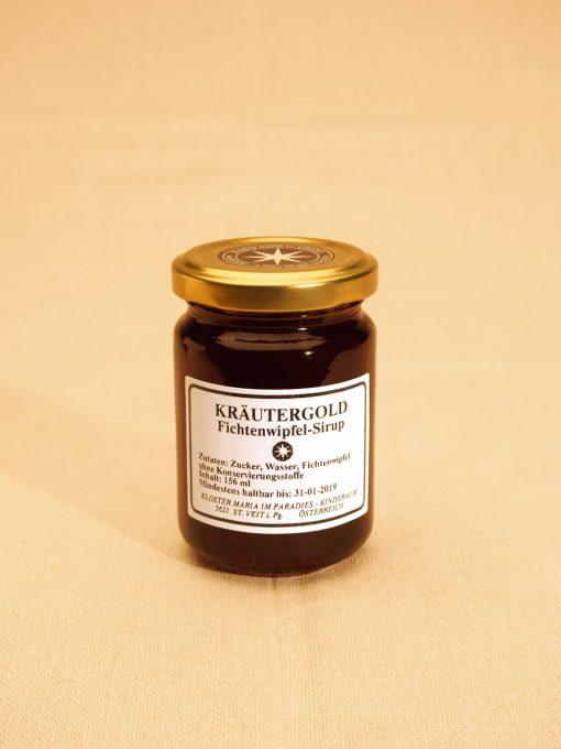 Fichtenwipfel-Sirup
