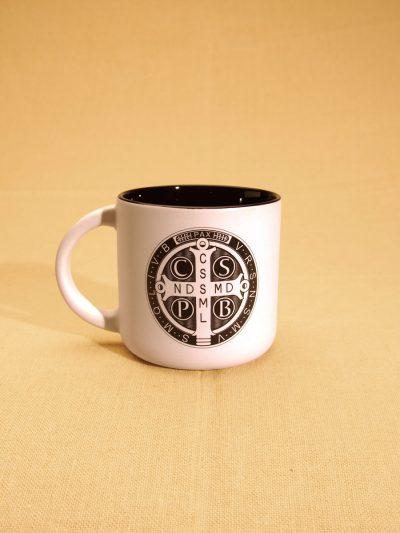 Kaffeehäferl Benediktusmedaille