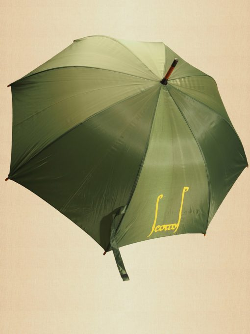 Regenschirm offen