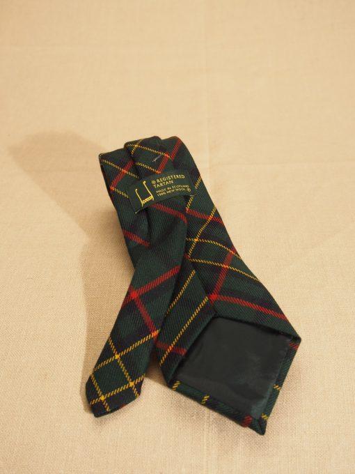 Scottos Krawatte Rückseite