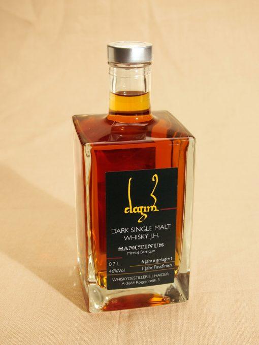 elegimus Dark Single Malt Whisky